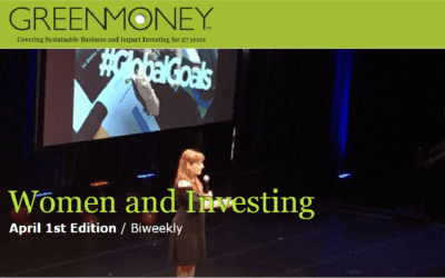 Gender Lens as a Winning Strategy in Impact Investing