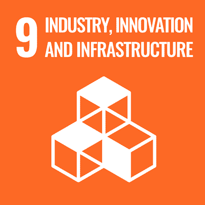 UN Sustainable Development Goals - Goal 9 - Industry, Innovation and Infrastructure