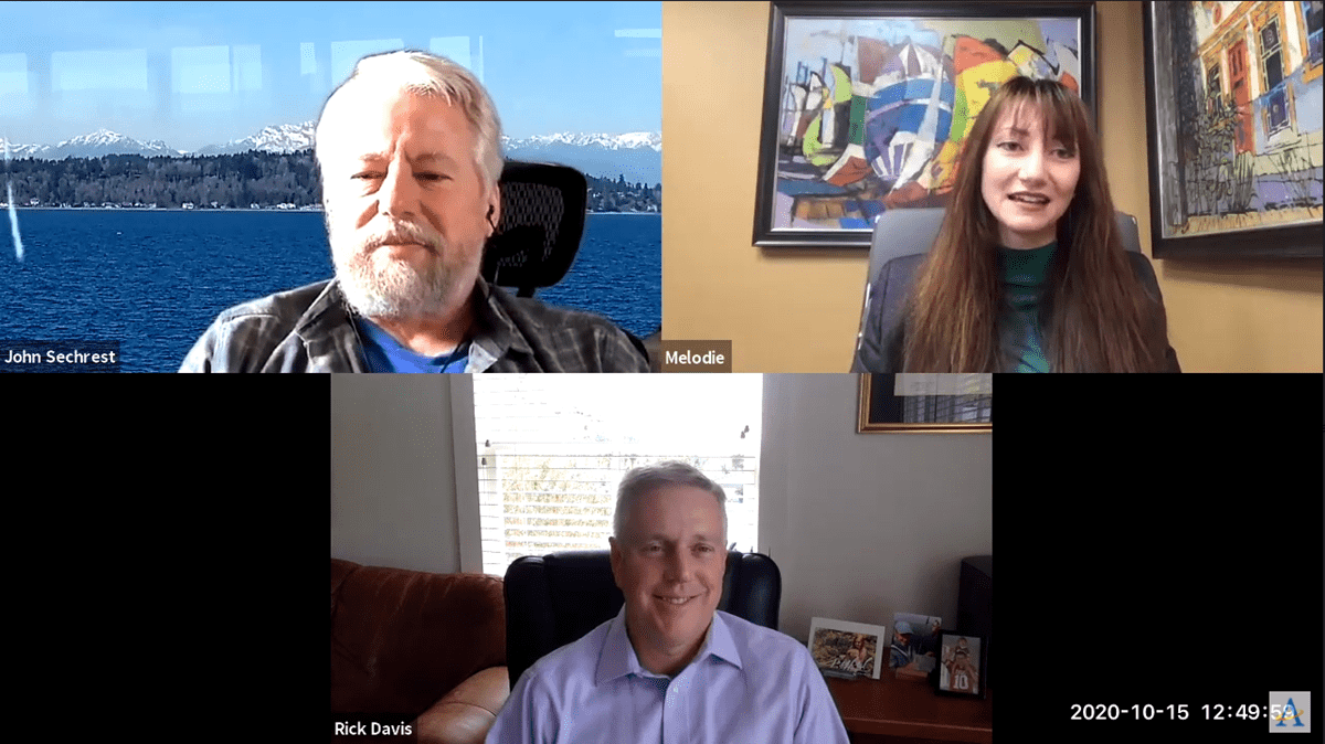 Rick Davis Featured in Seattle Angel Webinar on Donor-Advised Funds